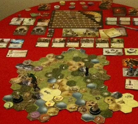 The Atlantean Kingdoms